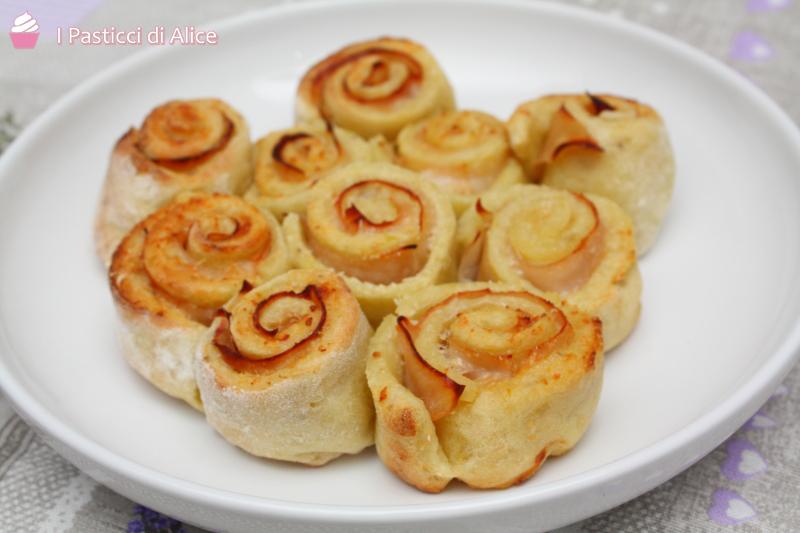 Torta di Rose di Patate