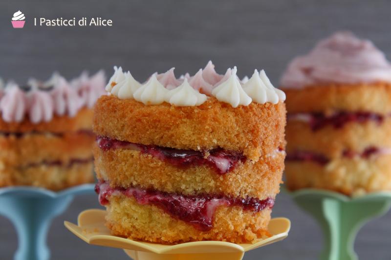Mini Sponge Cake