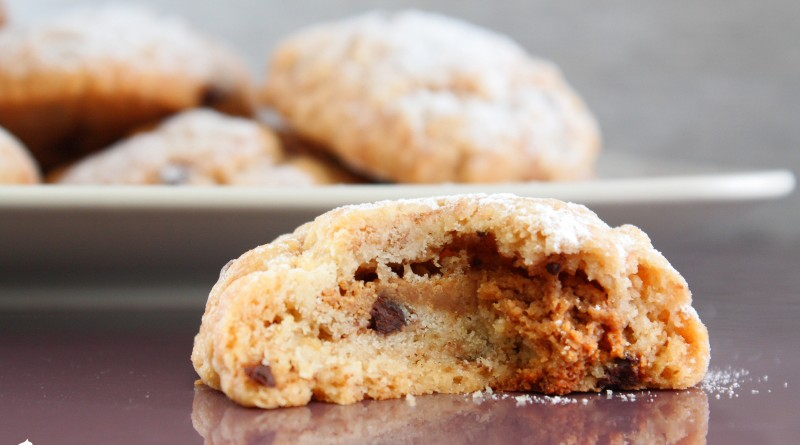 Cookies Ripieni di Burro d'Arachidi