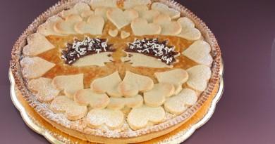 Crostata Cioccolato Ricotta e Amaretti