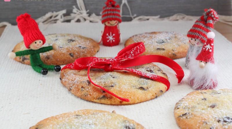 Cookies Amarene e Cioccolato