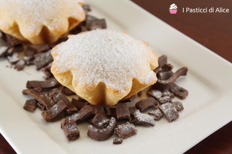 Tortine Arancia e Cioccolato