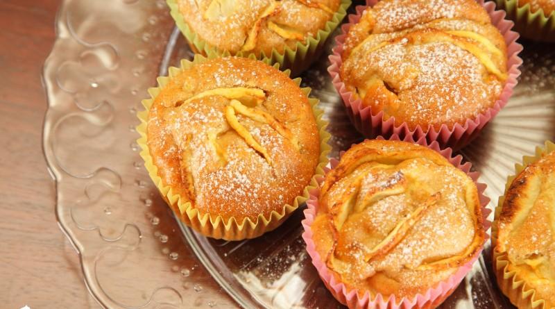 Muffins alla Mela