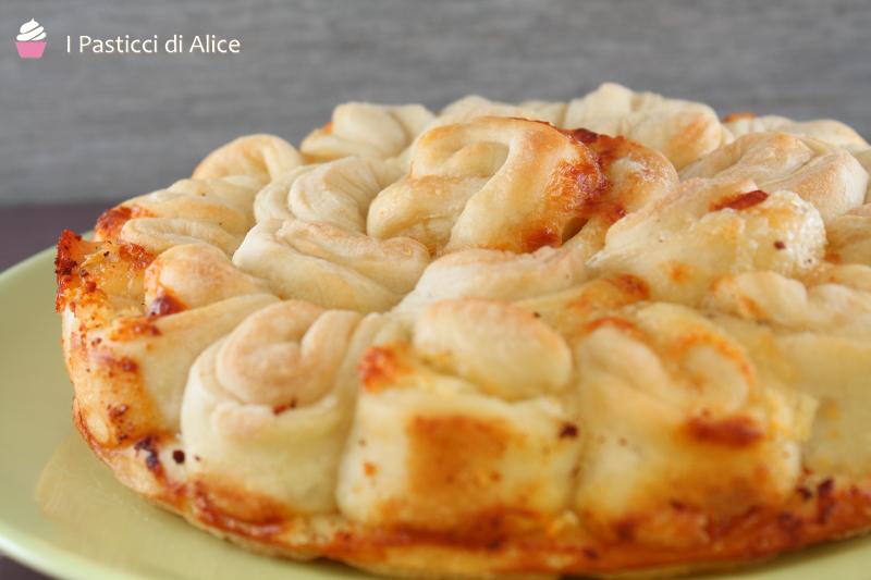 Pizza Alternativa allo Stracchino