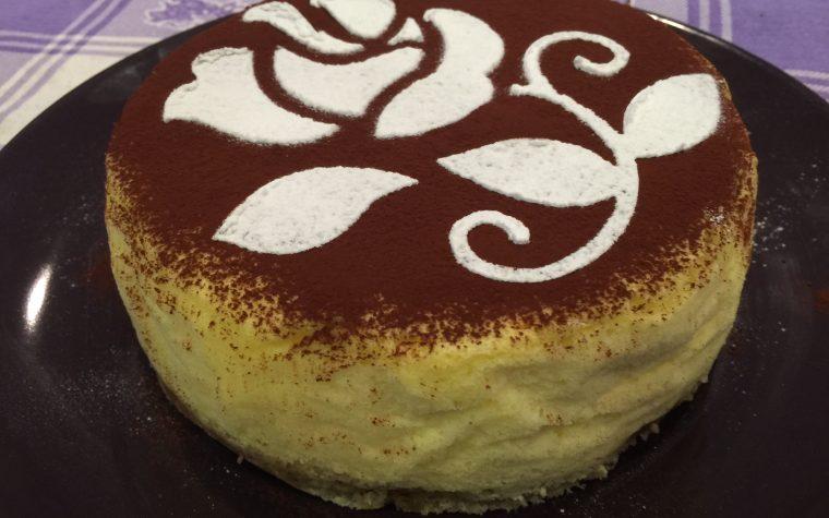 Cheesecake semplice