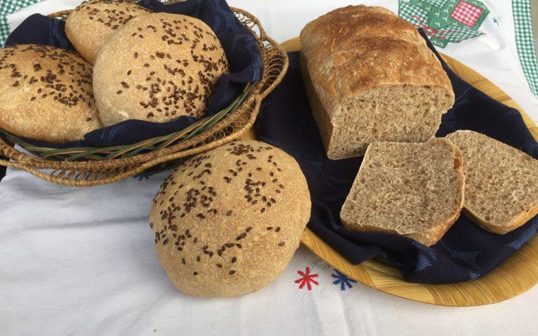 Pane con farina di tipo 1 e lievitazione 24 ore