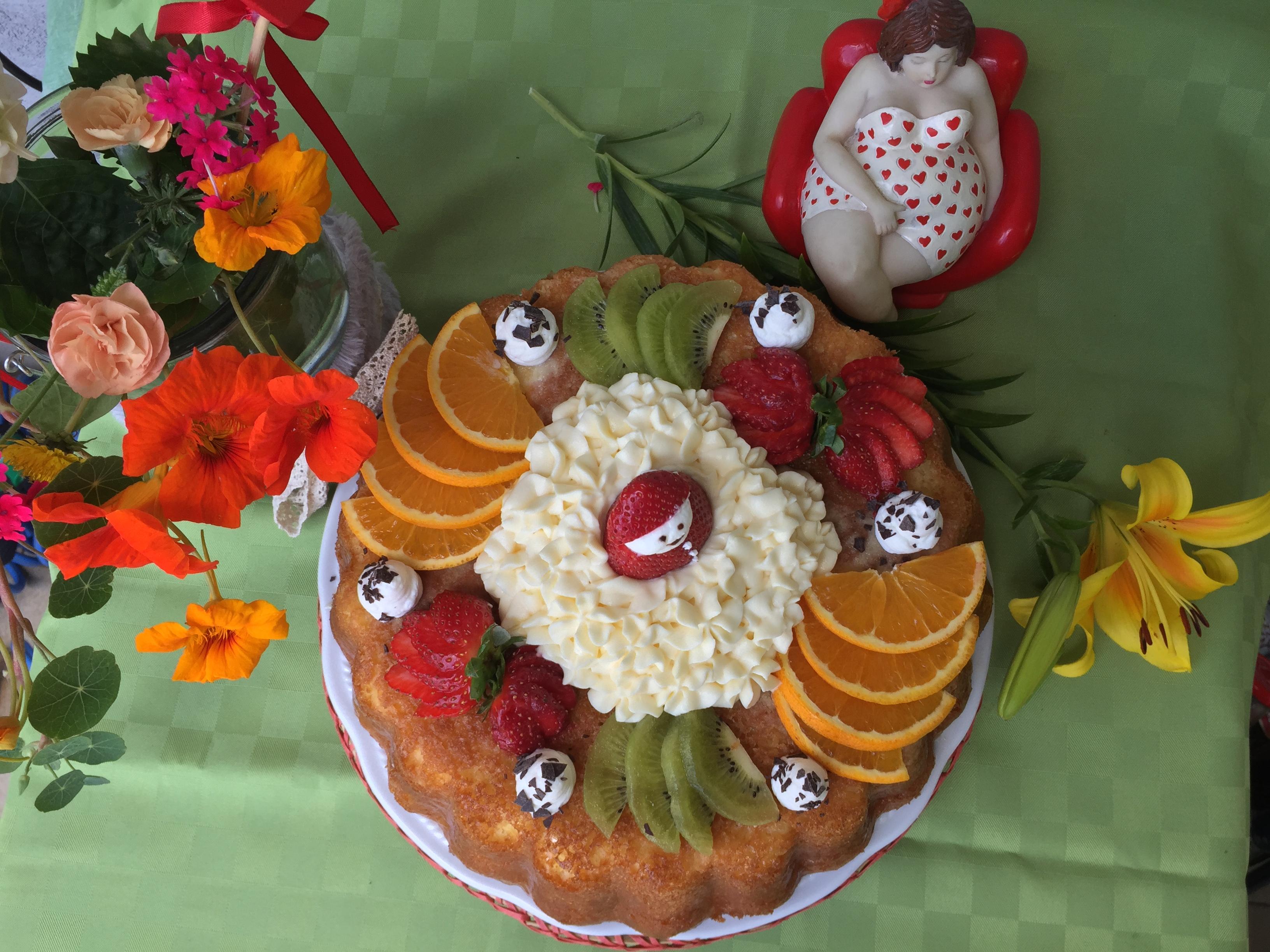 Torta babà