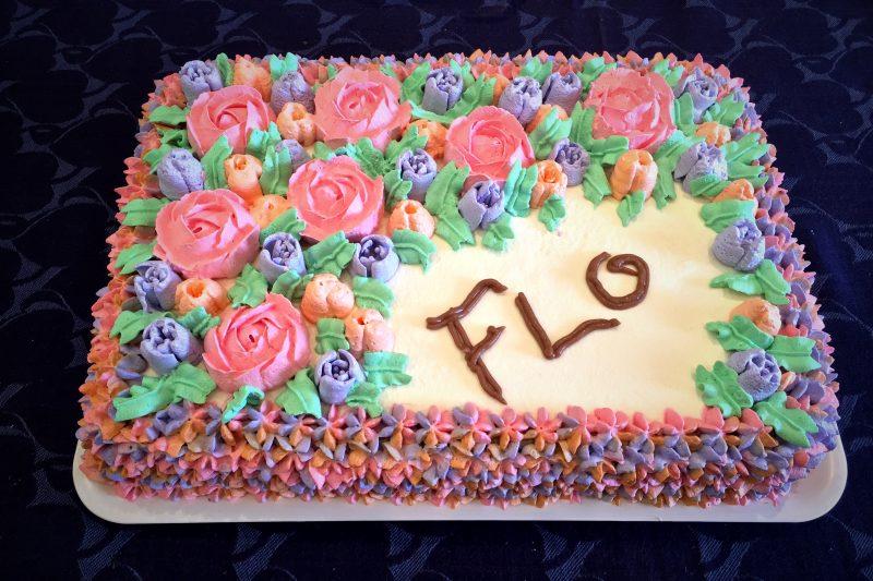 Torta Floreale (Torta Flo)