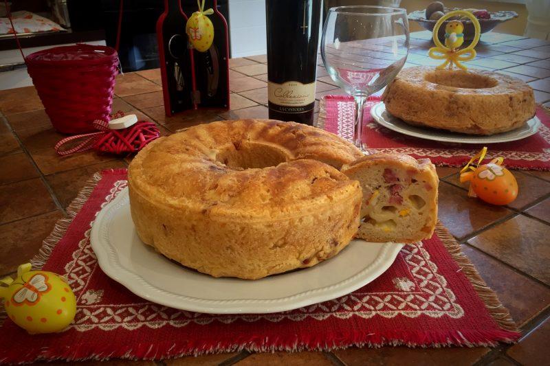 Tortano (Torta rustica)