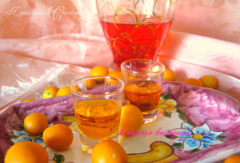 Liquore kumquat