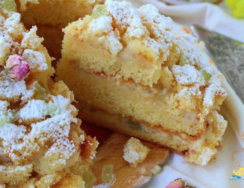 Torta mimosa al cedro