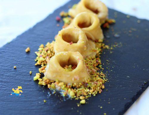 Tortelli pistacchio e mortadella