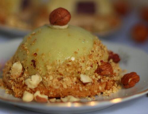 Monoporzione pistacchio e nocciole