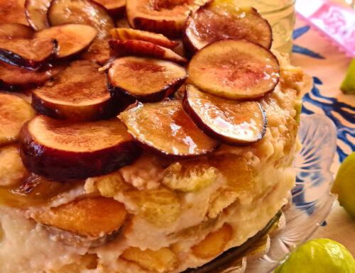 Torta ischitana senza cottura