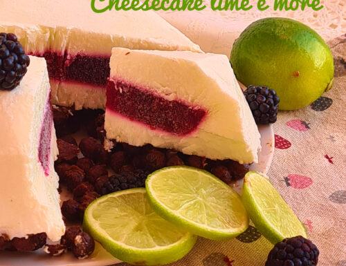 Cheesecake lime e more