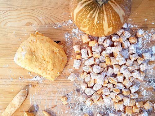 Gnocchi di zucca – ricetta – gnocchi alla norcina