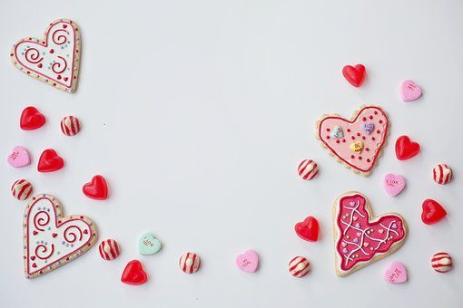 Biscotti dell'amore – San Valentino Edition