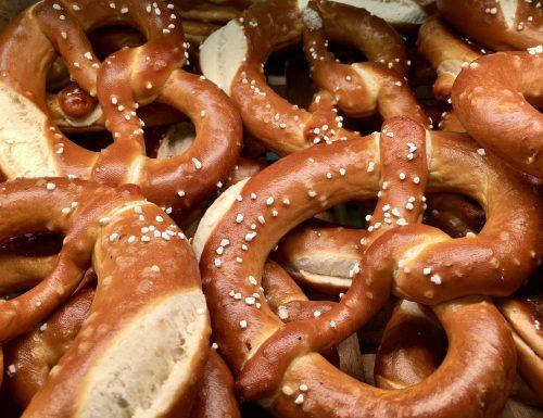 Bretzel – ricetta del pane tedesco