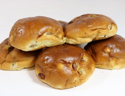 Maritozzi alla Romana – panini dolci dell'antica Roma