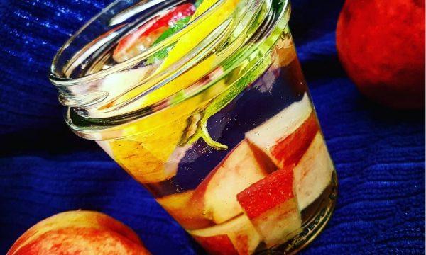 Acqua aromatizzata- ricetta