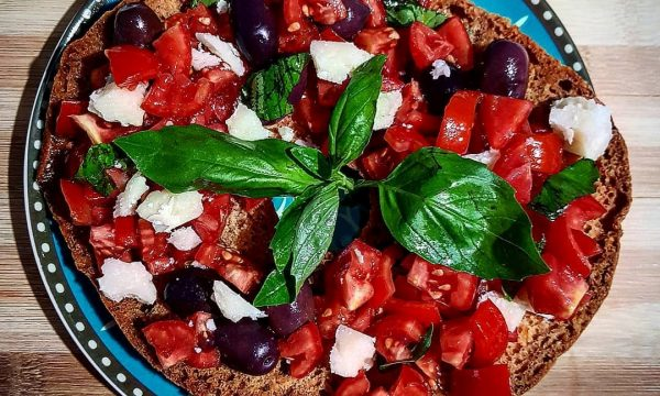 Fresella all'italiana – ricetta
