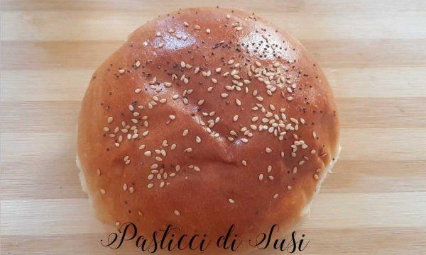 Homemade Hamburger buns – ricetta