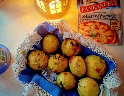 Panini allo speck provola affumicata e mela annurca – ricetta