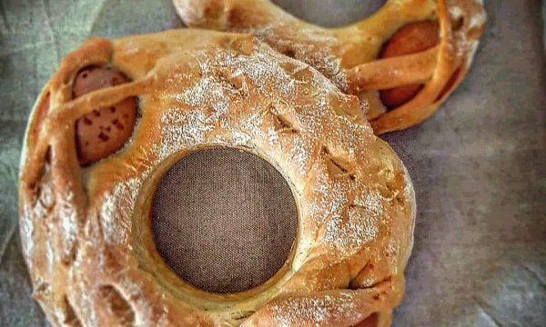 Pigna di tarallo – ricetta