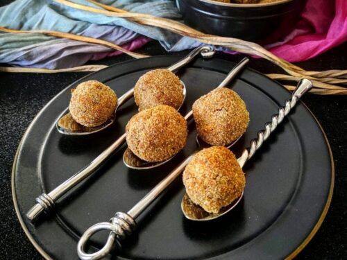 Polpette di fagioli e ventresca di Tonno