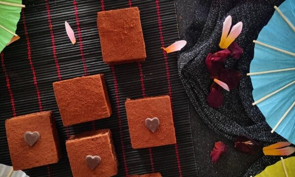 Nama Darl Chocolate al peperoncino