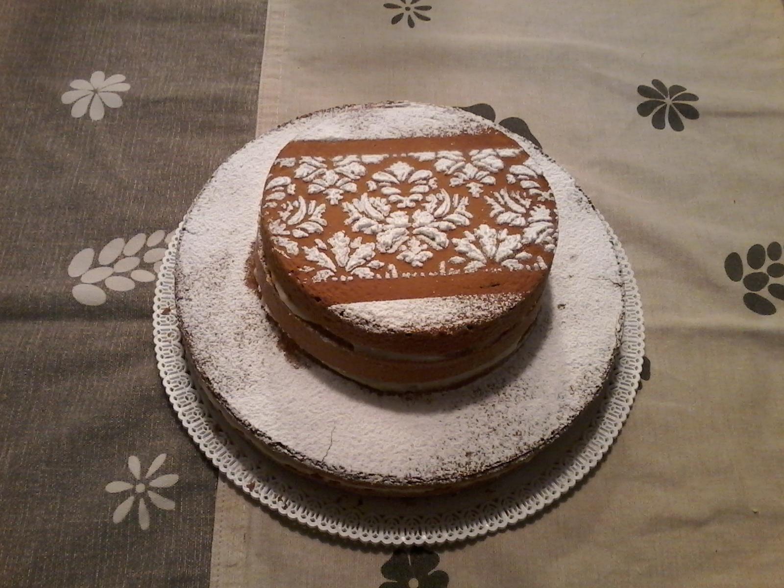 Torta Margherita aromatizzata all'uva americana