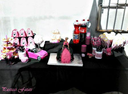 Party a tema Barbie & Ken