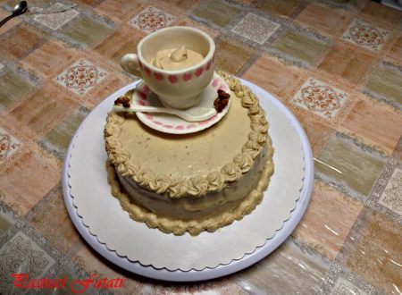 Crema al caffè senza uova