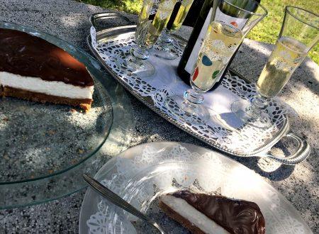 Cheesecakes al mascarpone e Nutella
