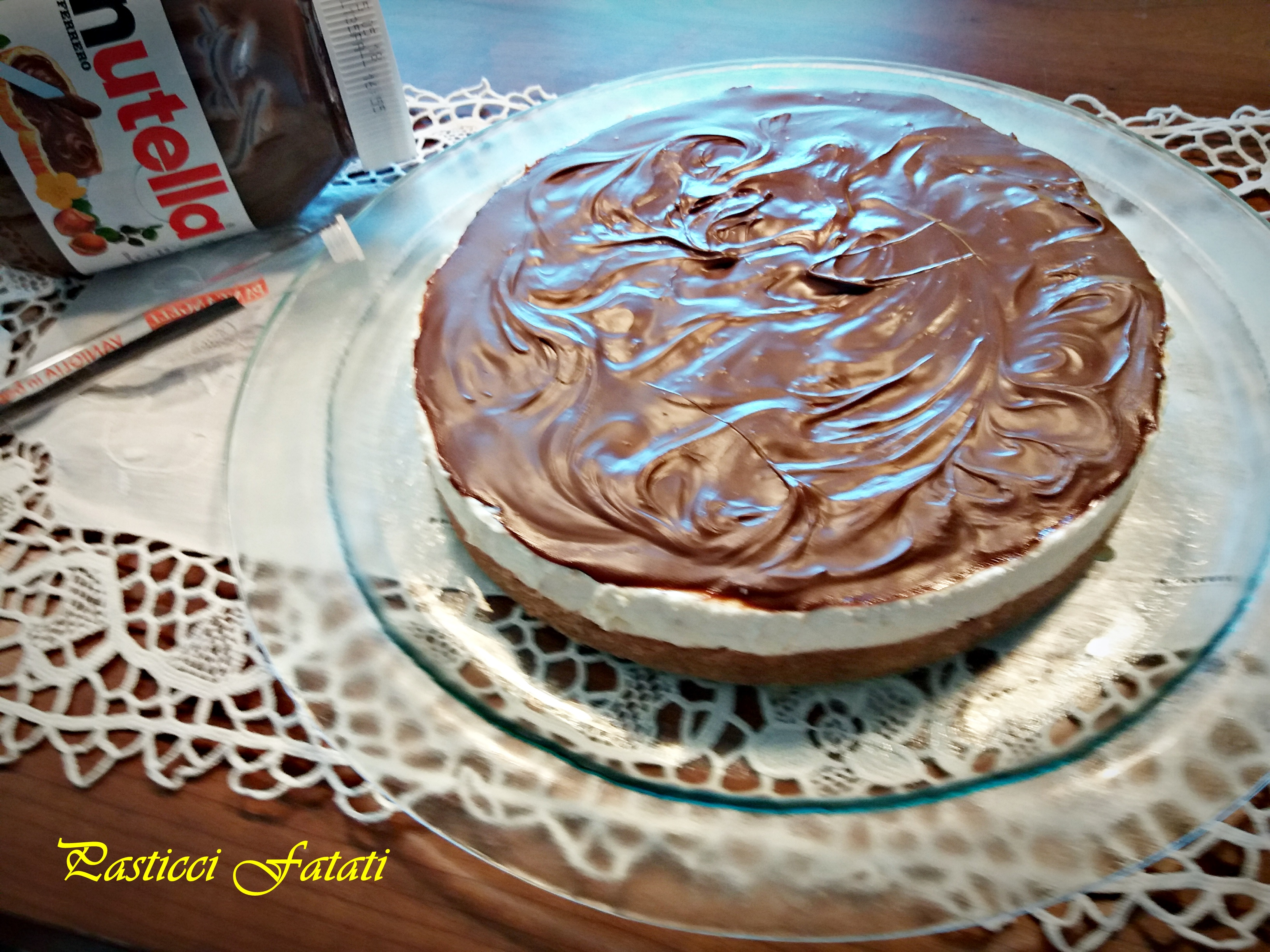 cheesecake-alla-nutella-pf-int Cheesecakes al mascarpone e Nutella