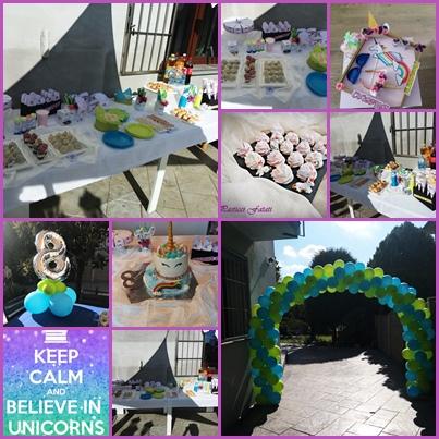 unicorns-party Festa a tema Unicorni