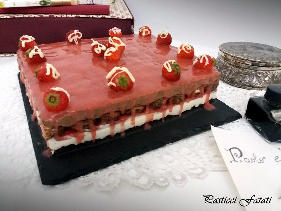 Paolo-e-Francesca-pf-interno-960x720 Paolo e Francesca... drip cake alla fragola