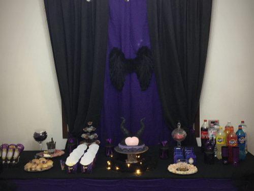 Maleficent's Party