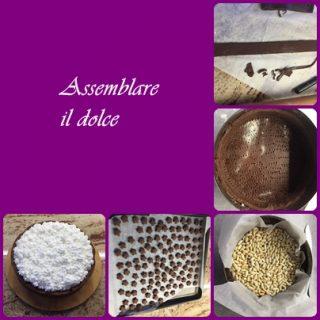 assemblare-il-dolce-1-320x320 Crostata meringata al cioccolato e melagrana