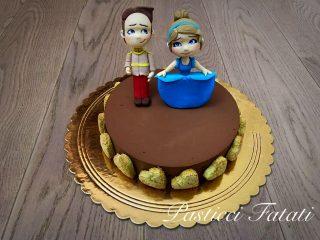 exotic-cake-topper-320x240 Exotic Cake (Torta moderna con gelée di Mango, mousse al cioccolato e base di frolla all'avocado)