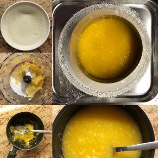 gelée-di-mango-320x320 Exotic Cake (Torta moderna con gelée di Mango, mousse al cioccolato e base di frolla all'avocado)