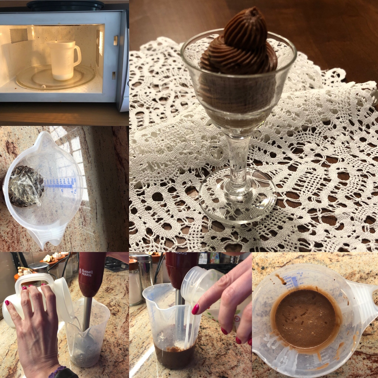 image1 Namelaka al cioccolato fondente