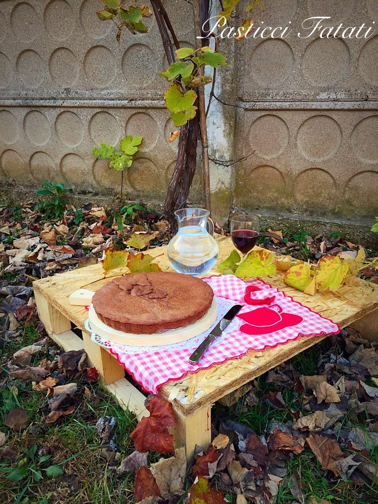 Crostata-al-cioccolato-al-profumo-di-rum-5 Crostata al cioccolato al profumo di rum con confettura di pere e ricotta