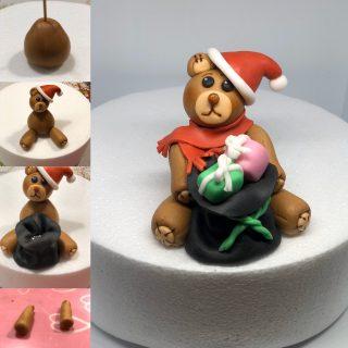 Tutorial-orsetto-di-Natale-1-320x320 Tutorial orsetto di Natale in pasta di zucchero