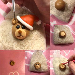 Tutorial-orsetto-di-Natale-3-320x320 Tutorial orsetto di Natale in pasta di zucchero