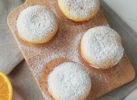 Muffin Ricotta e Arancia