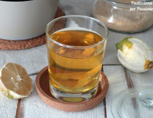 Canarino bevanda digestiva