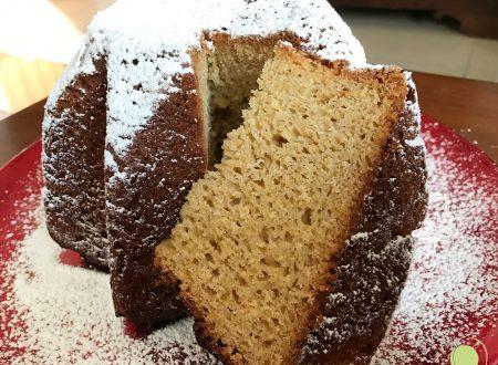 Pandoro di Alessia e Roberta con farine naturalmente prive di glutine e 4 gr di lievito fresco!