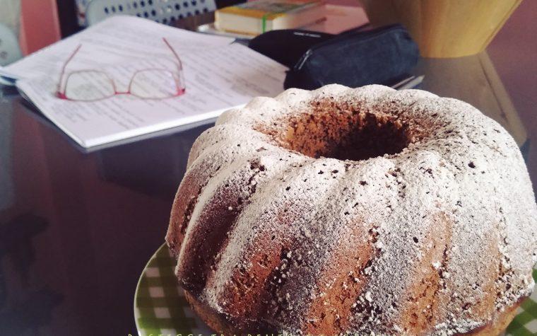 Ciambella al caffè con grano saraceno senza glutine