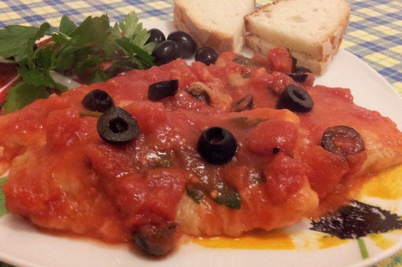 Filetti di merluzzo, ricetta